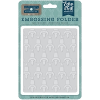 Echo Park - Designer Embossing Folders - Rocketship