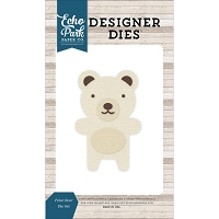 Echo Park - Designer Dies - I Love Winter Polar Bear Die