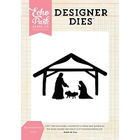 Echo Park - Designer Dies - Holy Family Nativity Die Set
