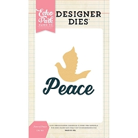 Echo Park - Designer Dies - Dove of Peace Die Set