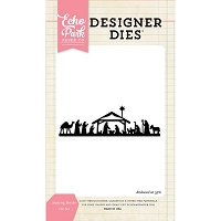 Echo Park - Designer Dies - Nativity Border Die