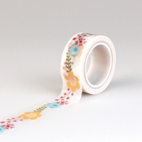 Echo Park - The Story of Our Family Collection - Decorative Tape - Floral