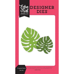 Echo Park - Designer Dies - Summer Fun Tropical Palms Die