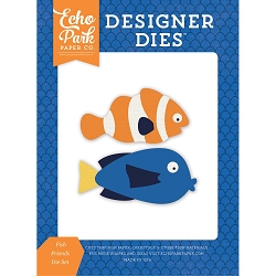 Echo Park - Designer Dies - Under The Sea Fish Friends Die
