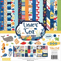 Echo Park - Under The Sea Collection - Collection Kit