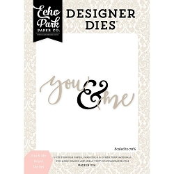 Echo Park - Designer Dies - Wedding Bliss You & Me Die