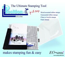 Ecstasy Crafts - Position-It - The Ultimate Stamping Tool