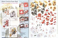 Reddy Creative Cards - 3D Card Kit - Franz Heigl 2 Floral