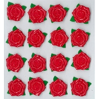 Jolee's Boutique Cabochons - Roses
