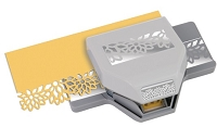EK Success - Diamond Flowers Large Edger Paper Punch