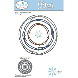 Elizabeth Craft Designs - Die - Entwined Circles