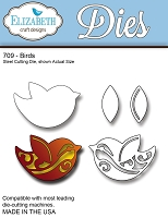 Elizabeth Craft Designs - Die - Birds