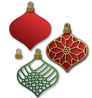 Elizabeth Craft Designs - Die - Ornament Set 2