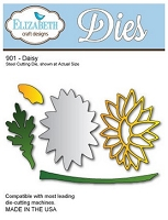 Elizabeth Craft Designs - Die - Daisy