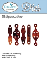 Elizabeth Craft Designs - Die - Hardware 1