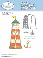 Elizabeth Craft Designs - Die - Lighthouse