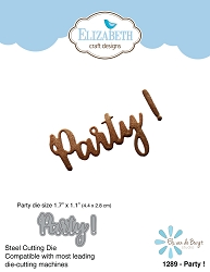 Elizabeth Craft Designs - Die - Party!