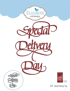 Elizabeth Craft Designs - Die - Special Delivery by Suzanne Cannon