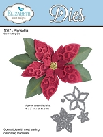 Elizabeth Craft Designs - Die - Pointsettia
