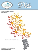 Elizabeth Craft Designs - Die - Flower Cluster 1