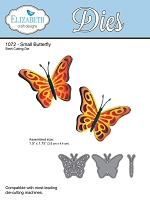 Elizabeth Craft Designs - Die - Small Butterfly