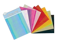 Elizabeth Crafts - new colors of Shimmer Sheets