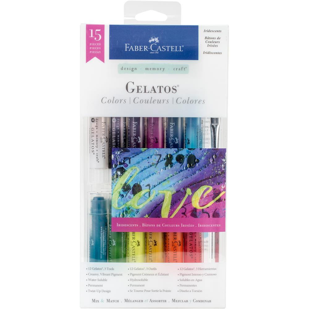 Faber-Castell - new Gelatos