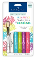 Faber-Castell - 2 new Gelatos sets