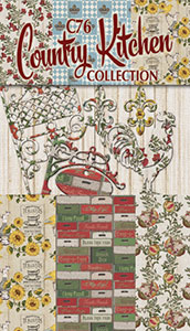 Fab Scraps - Country Kitchen Collection