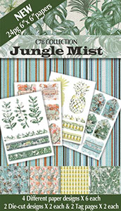 Fab Scraps - Jungle Mist Collection
