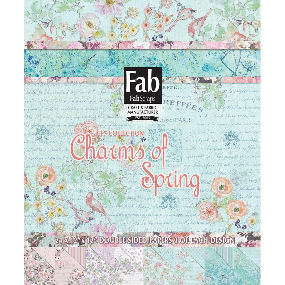 FabScraps - Charms of Spring Collection