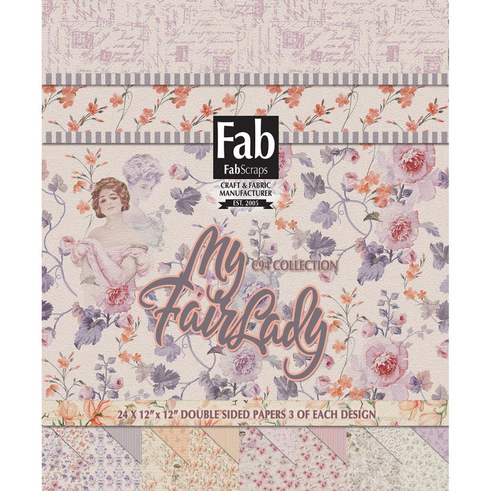 FabScraps - My Fair Lady Collection