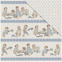 Fab Scraps - Sweet Baby Collection - 12
