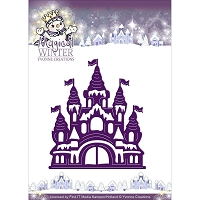 Find It Trading - Yvonne Creations Die - Magical Winter Castle