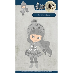 Find It Trading - Lilly Luna Die - Ice Princess