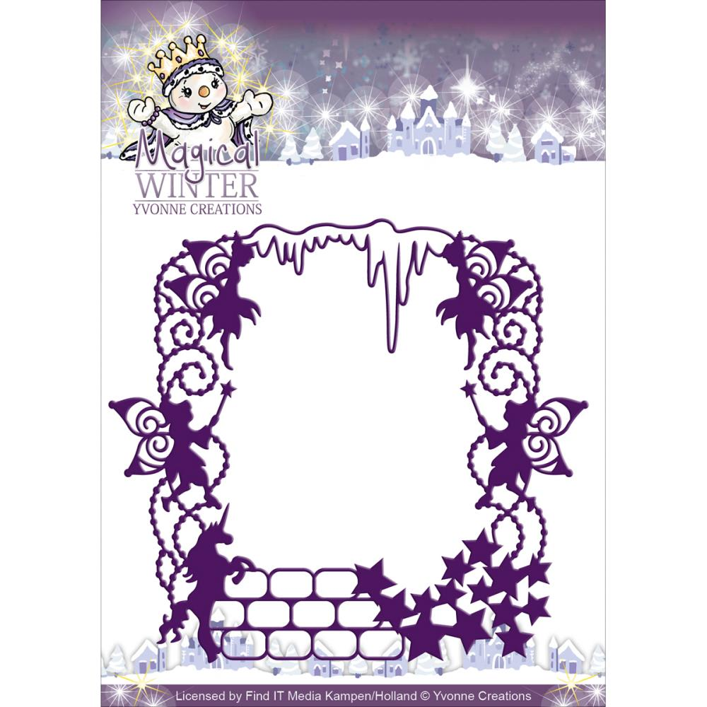 Find-It Trading - Magical Winter dies by Yvonne Creations