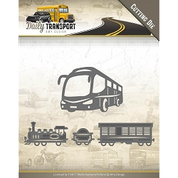Find It Trading - Amy Design Die - Daily Transport Public Transport