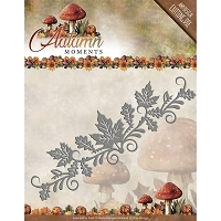 Find It Trading - Amy Design Die - Autumn Moments Leaves Border