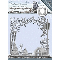 Find It Trading - Amy Design Die - Wintertide Frame