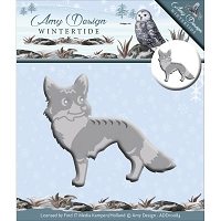 Find It Trading - Amy Design Die - Wintertide Fox