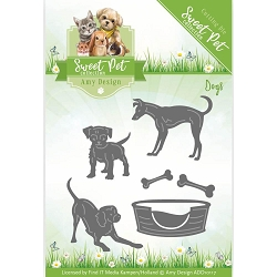 Find It Trading - Amy Design Die - Sweet Pet Dogs
