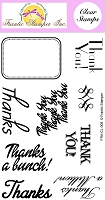 Frantic Stamper June 2015 clear stamps