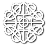 Frantic Stamper - Precision Dies - Large Celtic Medallion