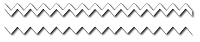 Frantic Stamper - Precision Dies - Chevron Borders & edgers (set of 2 dies)
