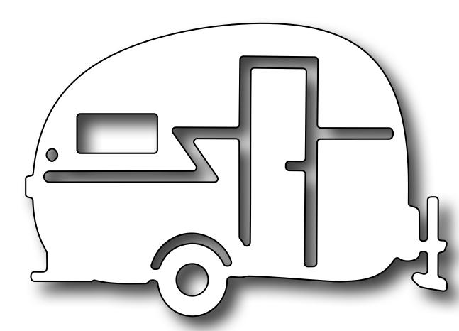Image result for FRAntic  stamper travel trailer