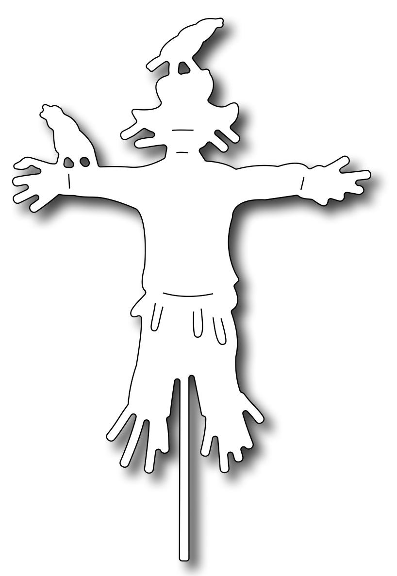 Image result for FRAntic  stamper scarecrow