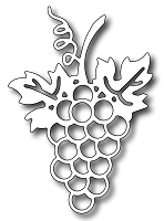 Frantic Stamper Precision Die - Grapes