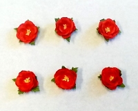 Frantic Stamper - Mulberry Paper Flowers