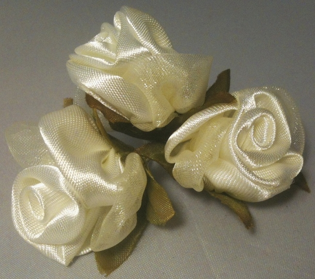 Paper & Ribbon Flowers