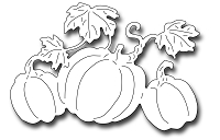 Frantic Stamper Precision Die - Pumpkin Patch